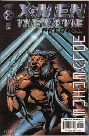 X-Men Movie Prequel: Wolverine 1-A