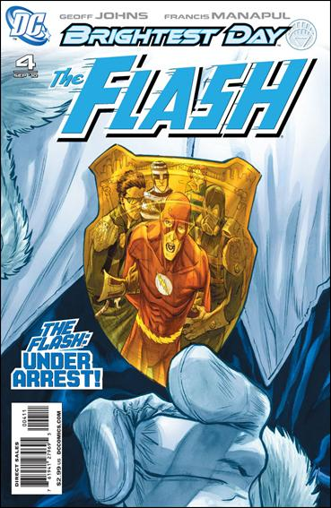 Flash (2010) 4-A by DC