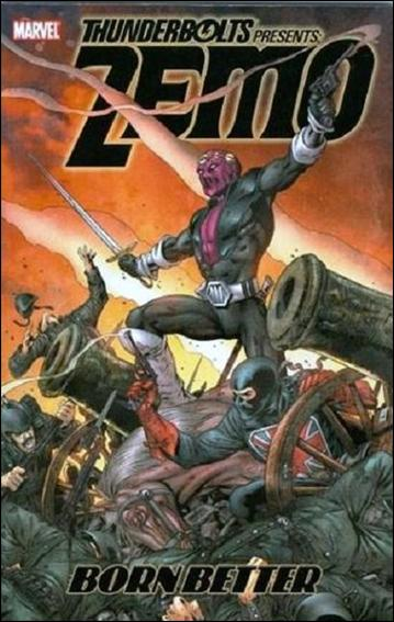 Thunderbolts Presents: Zemo - Born Better nn-A by Marvel