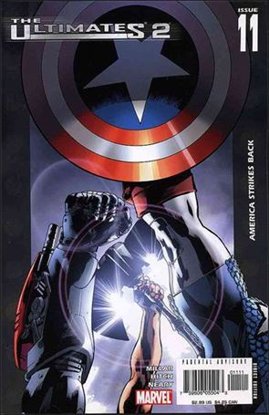 Ultimates 2 (2005) 11-A