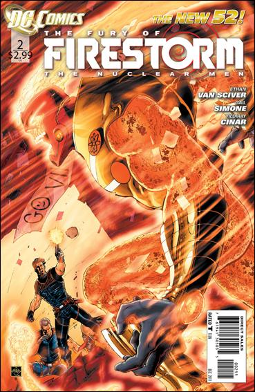 Fury of Firestorm: The Nuclear Men 2-A by DC
