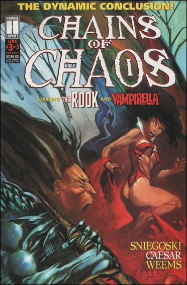 Chains of Chaos 3-A by Harris