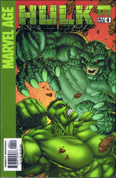 Marvel Age: Hulk 4-A by Marvel