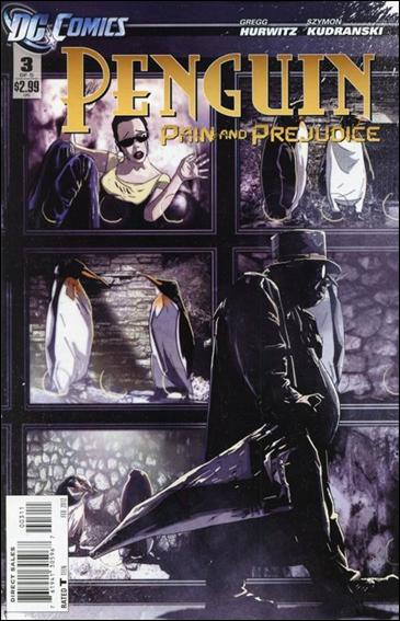 Penguin: Pain and Prejudice 3-A by DC