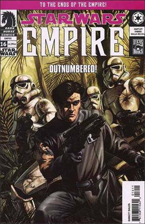 Star Wars: Empire 16-A