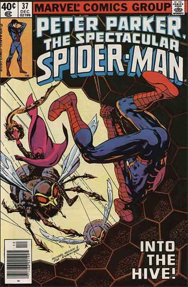 Spectacular Spider-Man (1976) 37-A by Marvel