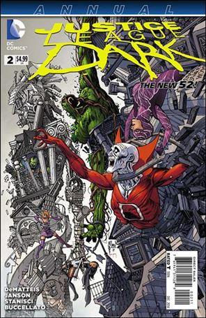 Justice League Dark Annual 2-A