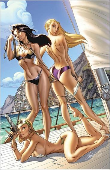 Danger Girl: Revolver 1-E by IDW