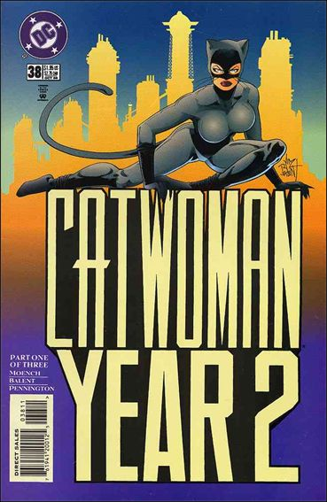 Catwoman (1993) 38-A by DC
