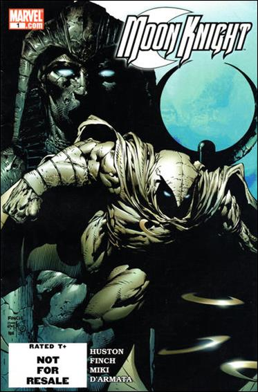 Moon Knight (2006) 1-D by Marvel