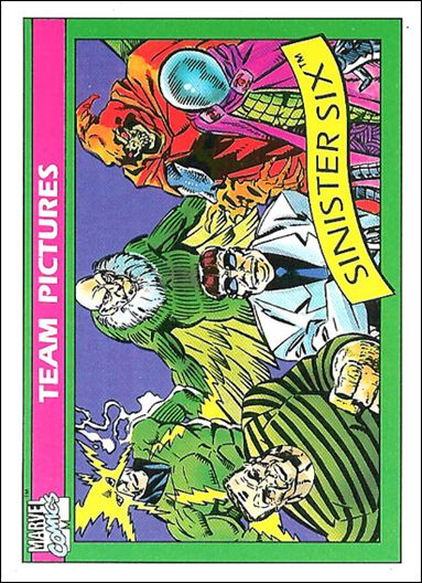 Marvel Universe: Series 1 (Base Set) 146-A by Impel