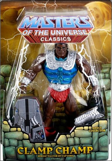 Masters of the Universe Classics Clamp Champ by Mattel