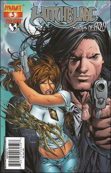 Witchblade: Shades of Gray 3-A by Dynamite Entertainment