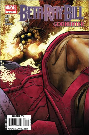 Beta Ray Bill: Godhunter 3-A by Marvel