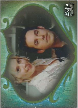 Buffy the Vampire Slayer: Connections (Base Set) 44-A