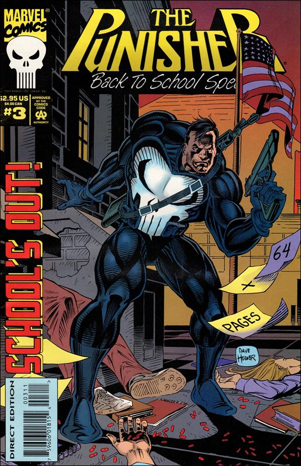 Punisher Back to School Special 3-A by Marvel