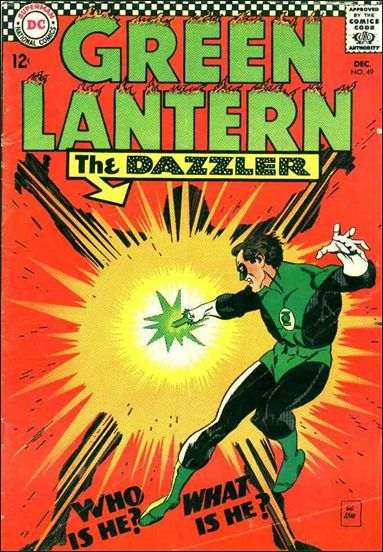 Green Lantern (1960) 49-A by DC