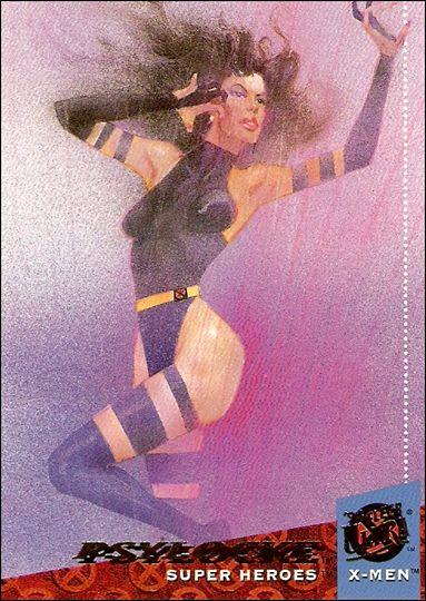 1994 Fleer Ultra X-Men (Base Set) 7-A by Fleer