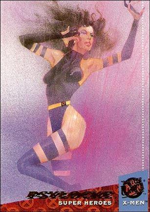 1994 Fleer Ultra X-Men (Base Set) 7-A