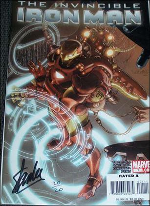 Invincible Iron Man (2008) 1-J