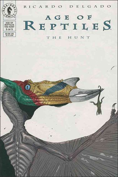 Age of Reptiles: The Hunt 5-A by Dark Horse