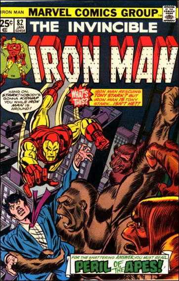 Iron Man (1968) 82-A by Marvel