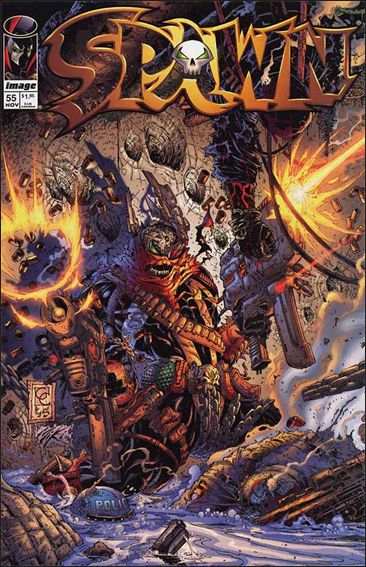 Spawn 55-A by Image