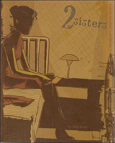 2 Sisters: A Super-Spy Graphic Novel 1-A by Top Shelf
