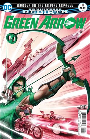Green Arrow (2016) 11-A