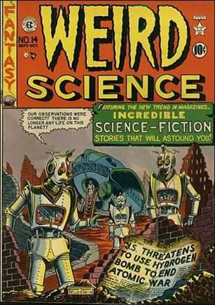 Weird Science (1950) 3-A