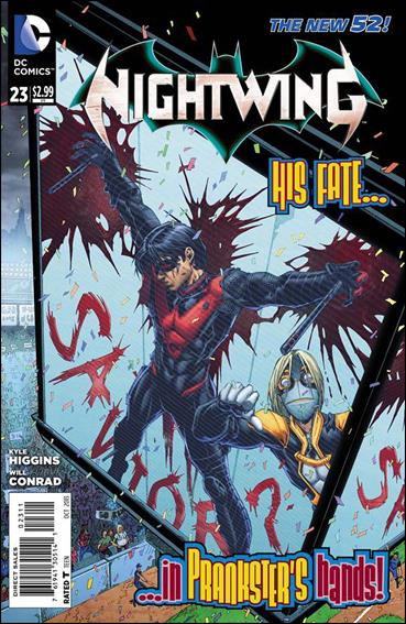 Nightwing (2011) 23-A by DC