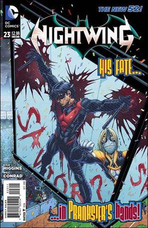 Nightwing (2011) 23-A