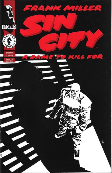Sin City: A Dame to Kill For 1-A by Dark Horse