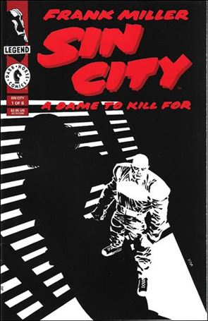 Sin City: A Dame to Kill For 1-A