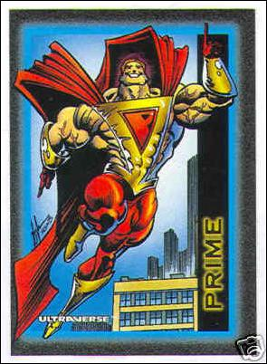 Ultraverse: Series 1 (Promo) C1-A by SkyBox