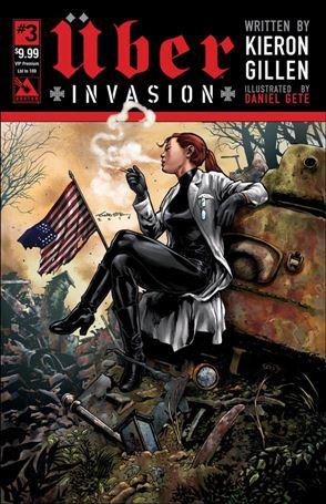 Uber: Invasion 3-F