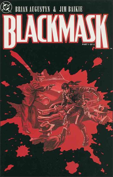 Blackmask (1994) 1-A by DC