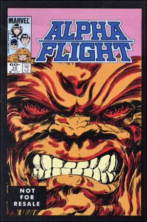 Alpha Flight (1983) 10-B