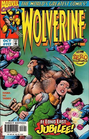 Wolverine (1988)  117-A