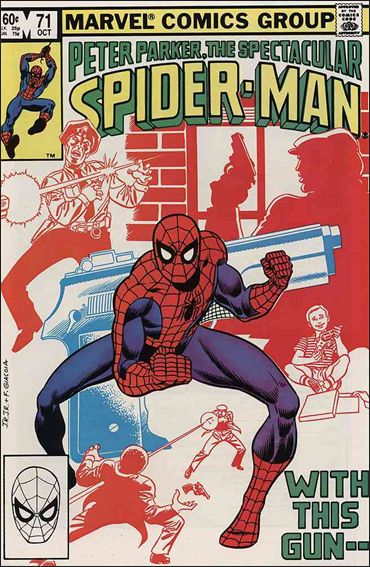 Spectacular Spider-Man (1976) 71-A by Marvel