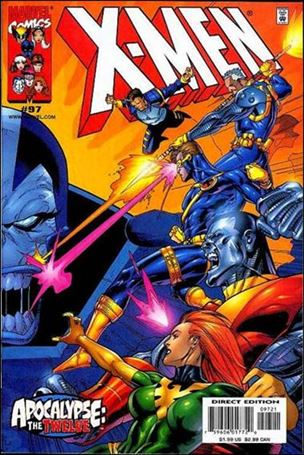 X-Men (1991) 97-B