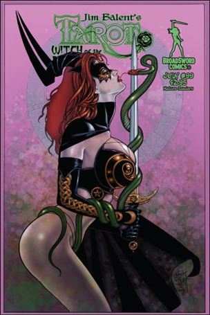 Tarot: Witch of the Black Rose 99-B