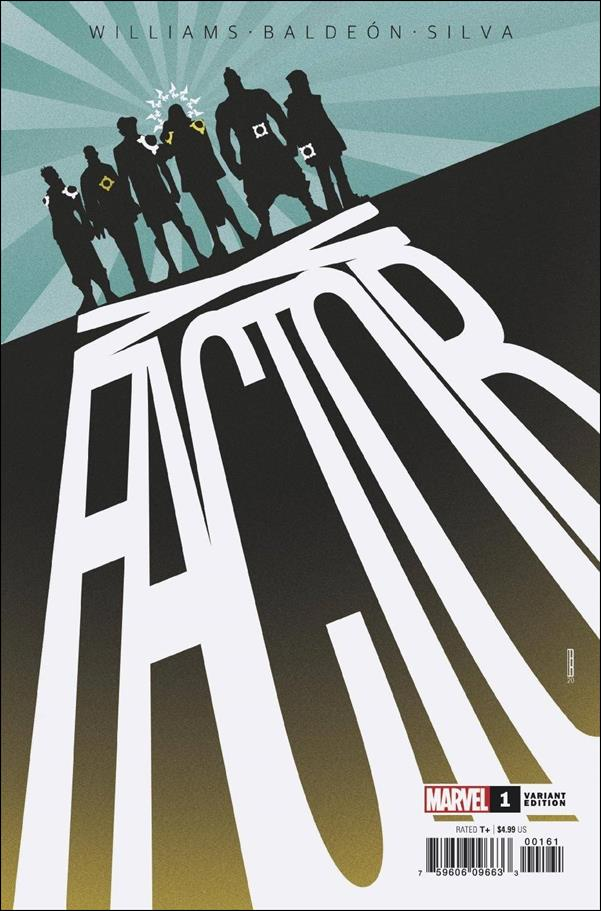 X-Factor (2020) 1-D by Marvel