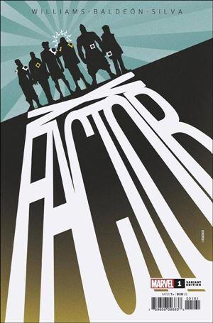 X-Factor (2020) 1-D