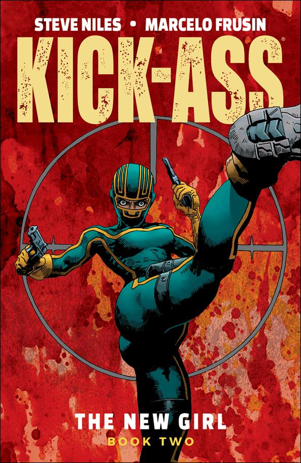 Kick-Ass: The New Girl 2-A by Image