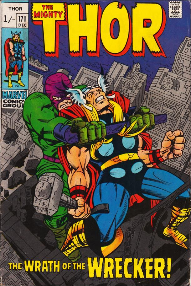 Thor (1966) 171-B by Marvel