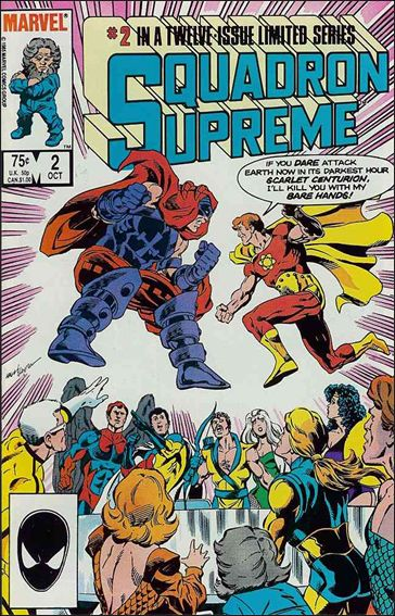 Squadron Supreme (1985) 2-A by Marvel