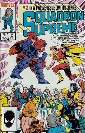 Squadron Supreme (1985) 2-A