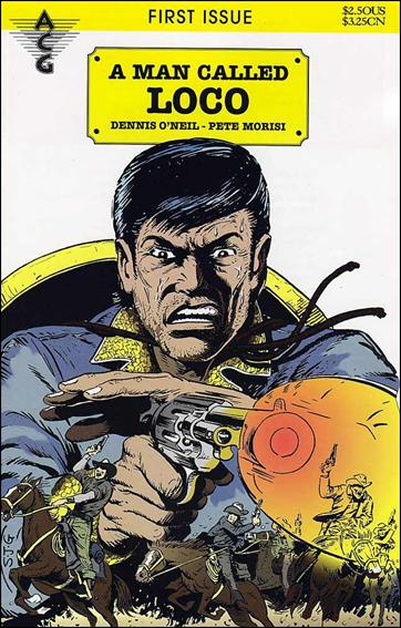 Man Called Loco 1-A by America's Comic Group (ACG)