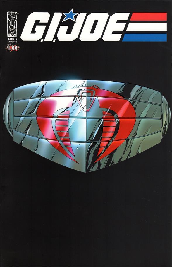 G.I. Joe (2008) 0-A by IDW